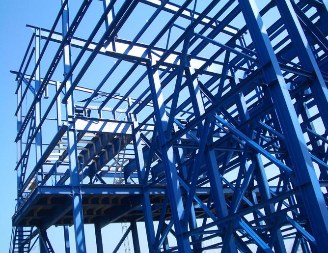 Строительство любых металлоконструкций
